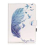 Na Etui na karty / Z podpórką / Wzór Kılıf Futerał Kılıf Other Miękkie Skóra PU Apple iPad Air 2
