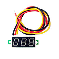 0.28 Inch Mini LED DC2.5-30V Volt Voltage Meter Display Digital Voltmeter