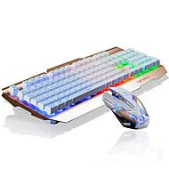 Vezetékes USB Billentyűzet és egérForWindows 2000/XP/Vista/7/Mac OS
