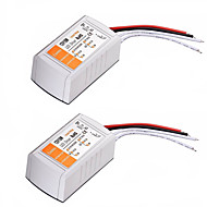 cheap Power Supply-2PCSAC 110-240V to DC 12V 18W LED Voltage Converter High Quality