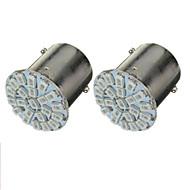 Недорогие Сигнальные огни для авто-2pcs 1156 / 1157 Автомобиль Лампы 1.5 W 110 lm Лампа поворотного сигнала For Универсальный