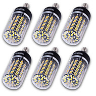 cheap LED Corn Lights-E14 E12 E26/E27 LED Corn Lights T 120 SMD 5736 1200 lm Warm White Cold White 3000/6000 K Decorative AC 85-265 AC 220-240 AC 110-130 V