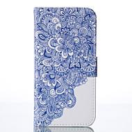 billige Samsung Tilbehør Ugentlige Tilbud-til Samsung Galaxy a3 a5 2017 blomst læder pung til Samsung Galaxy a3 a5 a7 2016 2017