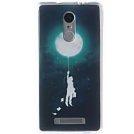 お買い得  携帯電話ケース-ケース 用途 Xiaomi Miケース パターン バックカバー 風船 ソフト TPU のために Xiaomi Redmi Note 3