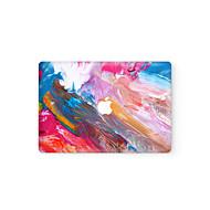 1개 스크래치 방지 투명 플라스틱 바디 스티커 울트라 씬 / 무광 / 만화 이미지 용망막과 맥북 프로 15 '' / 맥북 프로 15 '' / 망막과 맥북 프로 13 '' / 맥북 프로 13 '' / MacBook Air 13'' / MacBook