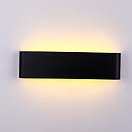 abordables Luces de Pared-Max 6w moderno minimalista led lámpara de aluminio lámpara de cabecera baño espejo luz directa creativo pasillo