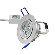 Luces LED Descendentes 270-300lm lm Blanco Cálido / Blanco Fresco COB Regulable AC 85-265 V 1 piezas