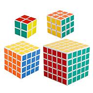 halpa Harrastukset-Magic Cube IQ Cube shenshou 2*2*2 3*3*3 4*4*4 Tasainen nopeus Cube Rubikin kuutio Puzzle Cube Professional Level Nopeus Klassinen ja ajaton Lasten Aikuisten Lelut Poikien Tyttöjen Lahja