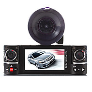 Недорогие Видеорегистраторы для авто-HD 1280 x 720 / 1280 x 480 / Full HD 1920 x 1080 G-Sensor / 720P / Video Out Автомобильный видеорегистратор 140° Широкий угол 5.0 Мп КМОП 2.8 дюймовый Капюшон с 4 инфракрасных LED