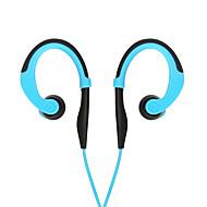 abordables Cascos y Auriculares-PISEN R101 En el oido / Auriculares de Gancho Con Cable Auriculares El plastico Deporte y Fitness Auricular Con Micrófono / Aislamiento