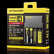 Nitecore I4 Chargers Adjustable for