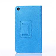 お買い得  タブレット用アクセサリー-ケース 用途 Lenovo フルボディーケース タブレットケース ハード PUレザー のために