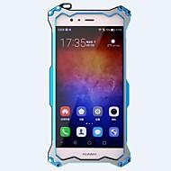 Para Funda Huawei P9 Mate 8 Carcasa Funda Antigolpes Cuerpo Entero Funda Armadura Dura Aluminio para Huawei Huawei P9 Huawei mate 8