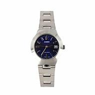 voordelige Modieuze horloges-Dames Dress horloge Modieus horloge Kwarts / Roestvrij staal Band Vrijetijdsschoenen Zilver