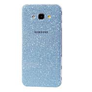 お買い得  Samsung 用スクリーンプロテクター-スクリーンプロテクター のために Samsung Galaxy S7 edge / S7 / S6 edge plus PET 1枚 スキンシール キラキラ仕上げ / 超薄型 / マット