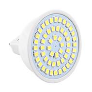 お買い得  LED スポットライト-YWXLIGHT® 400-500lm GU5.3(MR16) LEDスポットライト MR16 54 LEDビーズ SMD 2835 装飾用 温白色 クールホワイト 9-30V