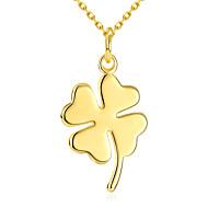 povoljno -Žene Others Osnovni Moda Ogrlice s privjeskom Jewelry Pozlaćeni Ogrlice s privjeskom , Božićni pokloni Vjenčanje Party Rođendan Angažman