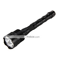 LED Flashlights / Torch Diving Flashlights/Torch Handheld Flashlights/Torch LED 6000 lm 3 Mode Cree XM-L T6 Waterproof Super Light