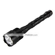 Torce LED Torce da immersione Torce LED 6000 lm 3 Modo Cree XM-L T6 Impermeabile Ultraleggero Adatto per veicoli Compatto per