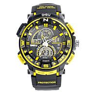 Heren Sporthorloge Militair horloge Smart horloge Modieus horloge Polshorloge Digitaal Japanse quartz Chronograaf Waterbestendig LED s