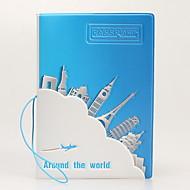 Κάτοχος διαβατηρίου και κάτοχος ταυτότητας Κάλυμμα διαβατηρίου Αδιάβροχη Φορητό Με προστασία από την σκόνη Αποθηκευτικοί χώροι ταξιδίου