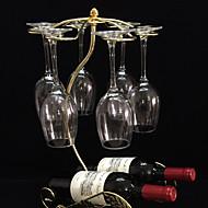 Wijnrekken Gietijzer,27*19*44CM Wijn Accessoires