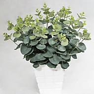 お買い得  文房具-人工花 1 ブランチ 田園 スタイル 植物 テーブルトップフラワー