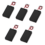 5PCS 7 # 3 With Cover Ape Switch With Red And Black Battery Box