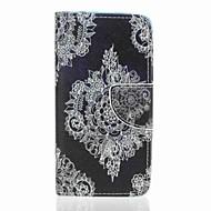 Назначение Чехлы панели Кошелек Бумажник для карт со стендом Чехол Кейс для Кружева Печать Твердый Искусственная кожа для Samsung J5