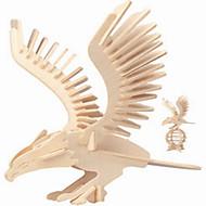 preiswerte Spielzeuge & Spiele-Holzpuzzle Eagle Profi Level Hölzern 1pcs Kinder Jungen Geschenk