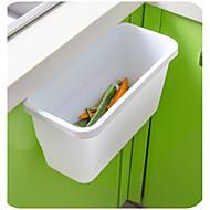 economico Prodotti per la Casa-1pc Sacchi e bidoni per la spazzatura Plastica Facile da usare Organizzazione della cucina