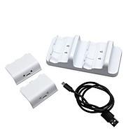 abordables Accesorios Electrónicos-TY*-532S USB Cargador / Baterías Para Xbox Uno ,  Recargable Cargador / Baterías Metal / ABS 1 pcs unidad