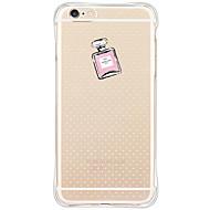 Назначение iPhone X iPhone 8 iPhone 7 iPhone 7 Plus iPhone 6 Чехлы панели Защита от удара Прозрачный С узором Задняя крышка Кейс для
