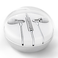 お買い得  -MEIZU Meizu EP-31 耳の中 ケーブル ヘッドホン Aluminum Alloy 携帯電話 イヤホン ボリュームコントロール付き / マイク付き ヘッドセット