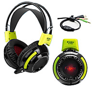 Kubite KT03 Cascos(cinta)ForReproductor Media/Tablet / Teléfono Móvil / ComputadorWithCon Micrófono / Control de volumen / De
