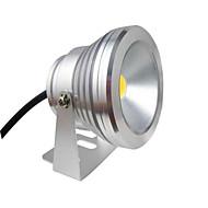 abordables Focos LED-1pc 10 W Luces Bajo el Agua Impermeable / Control remoto / Decorativa RGB 12 V Iluminación Exterior / Patio