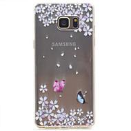 Dielianhua образец высокой проницаемости материала ТПУ телефон случае для Samsung Galaxy Примечание 5