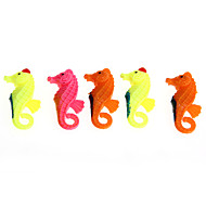 Aquarium Decoration Sea Horse Plastic