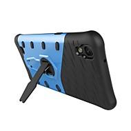 Для со стендом / Ультратонкий Кейс для Задняя крышка Кейс для Армированный Твердый PC для LG LG K10 / LG K7 / LG V20 / LG X Power