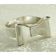 Yuvarlak Desenli / Geometrik / Tatil Peçete Yüzüğü , Metal MalzemeEv Dekore Etme / Otel Yemek Masası / Düğün Dekorasyon / Düğün Ziyafet
