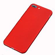Назначение iPhone 8 iPhone 8 Plus iPhone 7 iPhone 7 Plus iPhone 6 Чехлы панели Защита от удара Матовое Чехол Кейс для Сплошной цвет