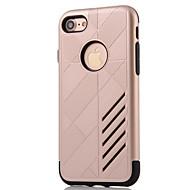 Недорогие Кейсы для iPhone 8 Plus-CaseMe Кейс для Назначение Apple iPhone 8 / iPhone 8 Plus / iPhone 7 Вода / Грязь / Надежная защита от повреждений Кейс на заднюю панель броня Твердый ПК для iPhone 8 Pluss / iPhone 8 / iPhone 7 Plus