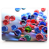 voordelige MacBook hoezen & MacBook tassen & MacBook sleeves-3D glazen bol macbook computer case voor de MacBook air11 / 13 pro13 / 15 pro met retina13 / 15 macbook12