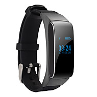 cheap -Smart Bracelet Smartwatch for Android Calories Burned / Hands-Free Calls / Pedometers / Audio / Message Control Sleep Tracker / 100-120 / Camera Control / Sports
