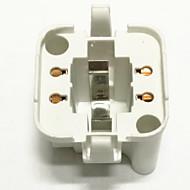 billige Lampesokler-G24 Base Bulb Socket Pendel Holder