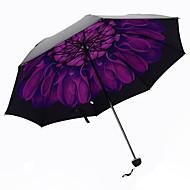 Bíbor Összecsukható esernyő Napernyő Plastic Babakocsi