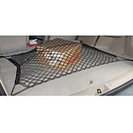 universele duurzame dual layer-netwerk auto romp bagage mesh opslag achterzijde bagagenet double layer