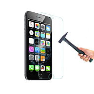 2pcs calidad caliente de la venta Protector de pantalla de cine de vidrio templado para el iphone de apple 6s / 6