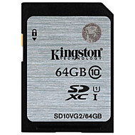 cheap PC & Tablet Accessories-Kingston 64GB SD Card memory card UHS-I U1 Class10