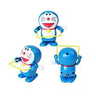 お買い得  -ゼンマイ式玩具 アイデアジュェリー ネコ プラスチック 1 pcs 小品 男の子 / 女の子 ギフト